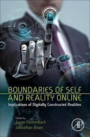 Bog, hardback Boundaries of Self and Reality Online