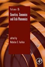 Genetics, Genomics and Fish Phenomics (Advances in Genetics, nr. 95)