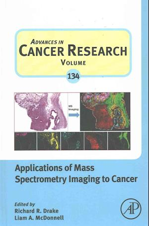 Bog, hardback Applications of Mass Spectrometry Imaging to Cancer