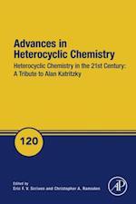 Advances in Heterocyclic Chemistry (Advances in Heterocyclic Chemistry)