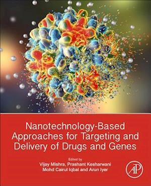 Bog, paperback Nanotechnology-Based Approaches for Targeting and Delivery of Drugs and Genes af Arun Iyer