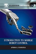 Introduction to Mobile Robot Control af S. G. Tzafestas, Spyros G. Tzafestas