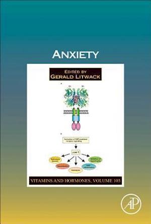 Bog, hardback Anxiety af Gerald Litwack