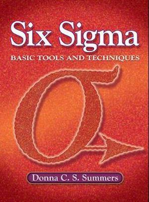 Six Sigma af Donna C. Summers