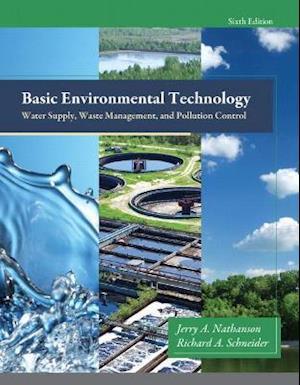 Basic Environmental Technology af Jerry A. Nathanson