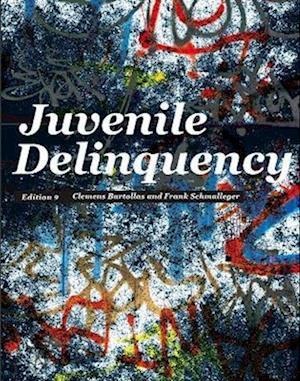 Juvenile Delinquency af Clemens Bartollas