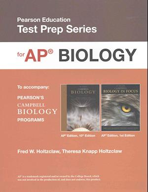 Preparing for the Biology AP* Exam (School Edition) af Jane B. Reece, Michael L. Cain, Lisa A. Urry