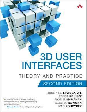 Bog, paperback 3D User Interfaces af Joseph J. Laviola