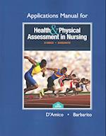 Health & Physical Assessment in Nursing Applications Manual