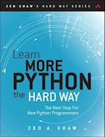 Learn More Python the Hard Way