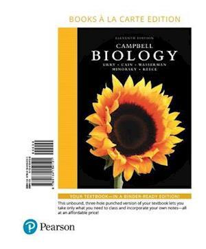 Bog, hardback Campbell Biology af Lisa A. Urry