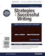 Strategies for Successful Writing + MyWritingLab with Pearson eText