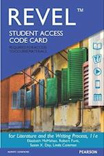 Literature and the Writing Process Revel Access Code