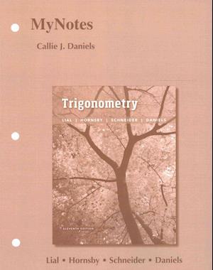 Trigonometry Mynotes af Callie Daniels