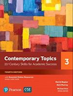 Contemporary Topics 3 (Contemporary Topics, nr. 3)