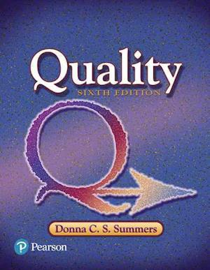 Bog, hardback Quality af Donna C. Summers