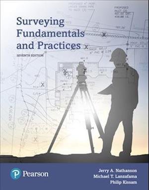 Bog, hardback Surveying Fundamentals and Practices af Jerry A. Nathanson
