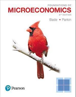 Bog, paperback Foundations of Microeconomics af Robin Bade