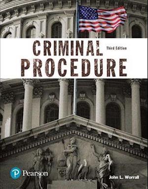 Bog, paperback Criminal Procedure (Justice Series) af John Worrall