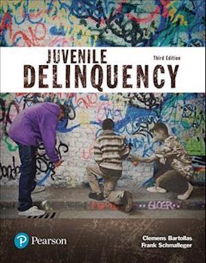 Juvenile Delinquency (Justice Series) af Clemens F. Bartollas