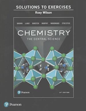Bog, paperback Student Solutions Manual to Exercises for Chemistry af H. Eugene Lemay
