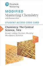 Modified Masteringchemistry with Pearson Etext -- Standalone Access Card -- For Chemistry af Theodore E. Brown, Bruce E. Bursten, H. Eugene Lemay