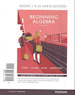 Beginning Algebra + Video Notebook With the Math Coach