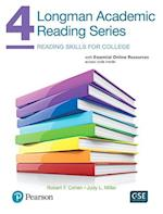 Longman Academic Reading Series 4 Sb with Online Resources