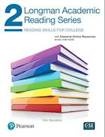 Longman Academic Reading Series 2 Sb with Online Resources