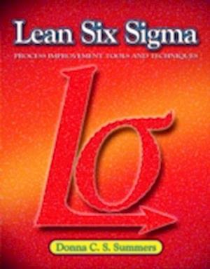 Lean Six Sigma af Donna C. Summers