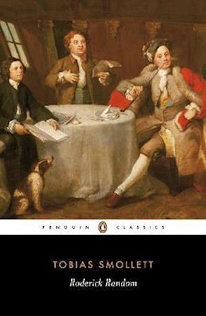 Roderick Random af David Blewett, Tobias Smollett