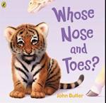 Whose Nose and Toes? af John Butler