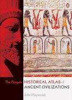 The Penguin Historical Atlas of Ancient Civilizations af John Haywood, Simon Hall