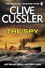 The Spy (The Isaac Bell Adventures, nr. 3)