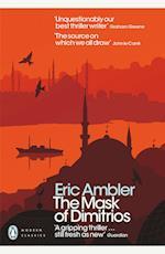 The Mask of Dimitrios af Mark Mazower, James Fenton, Thomas Jones