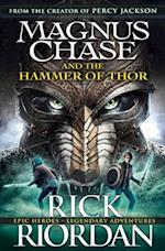 Magnus Chase and the Hammer of Thor (PB) - (2) Magnus Chase - C-format (Magnus Chase, nr. 2)