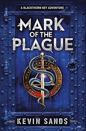 Bog, paperback Mark of the Plague (A Blackthorn Key Adventure) af Kevin Sands