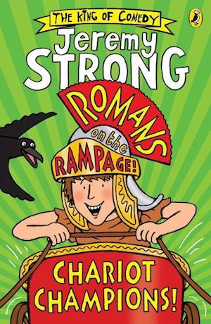 Bog, paperback Romans on the Rampage: Chariot Champions af Jeremy Strong