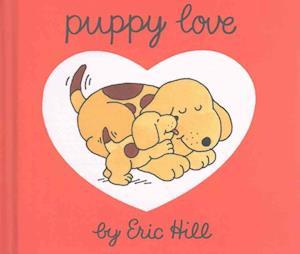Bog, hardback Puppy Love af Eric Hill