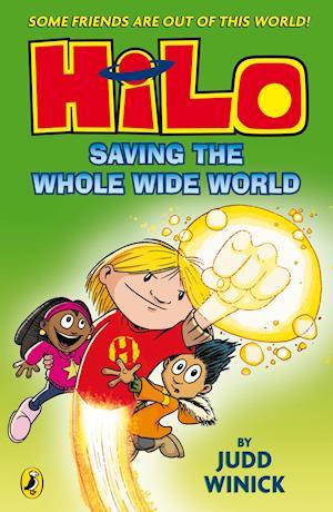 Bog, paperback Hilo: Saving the Whole Wide World af Judd Winick