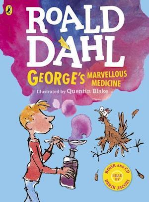 Bog, ukendt format George's Marvellous Medicine af Roald Dahl