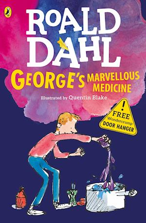 Bog, paperback George's Marvellous Medicine af Roald Dahl