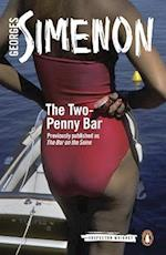 The Two-Penny Bar af Georges Simenon