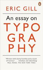 Essay on Typography af Eric Gill