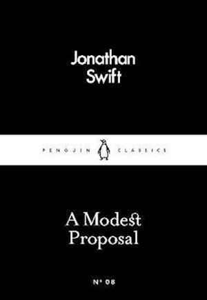 A Modest Proposal af Jonathan Swift