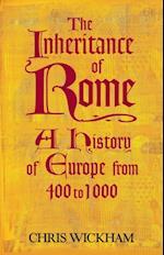 Inheritance of Rome af Chris Wickham