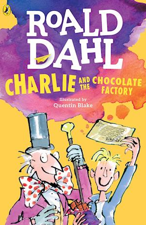Charlie and the Chocolate Factory af Quentin Blake, Roald Dahl