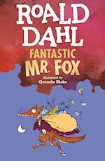 Fantastic Mr. Fox af Roald Dahl, Quentin Blake
