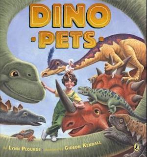 Bog, paperback Dino Pets af Lynn Plourde