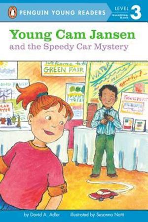 Young Cam Jansen and the Speedy Car Mystery af David A. Adler